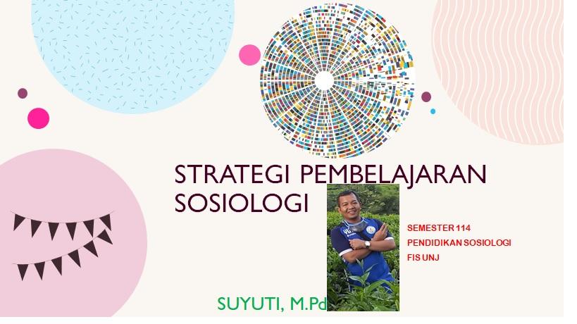 Strategi Pembelajaran Sosiologi