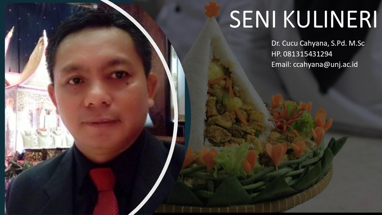 Seni Kulineri (Kelas A)