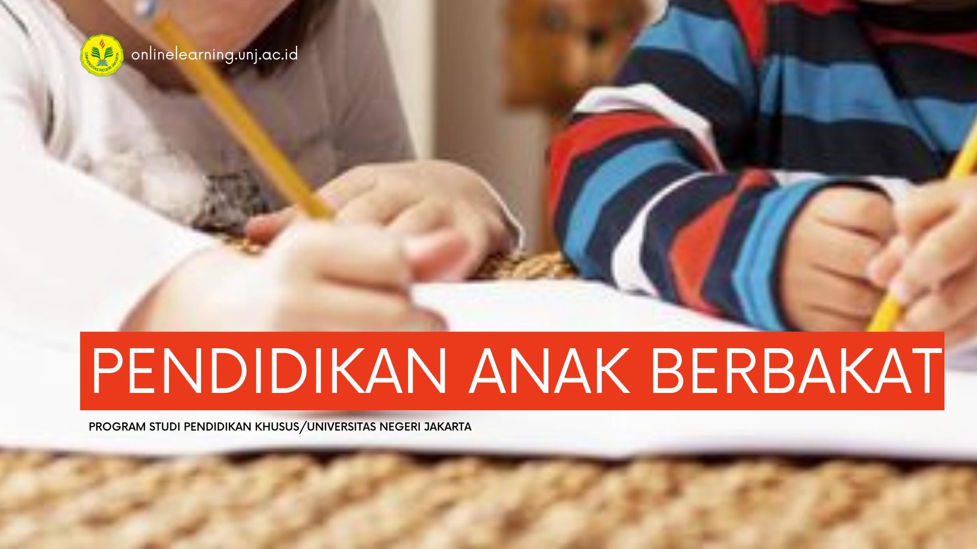 Pendidikan Anak Berbakat