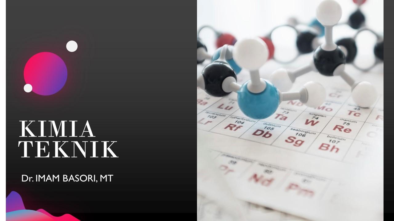 KIMIA TEKNIK-TEKNIK MESIN 115