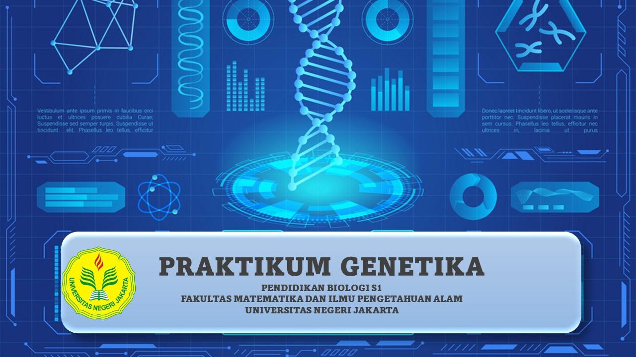 Praktikum Genetika PBB 115