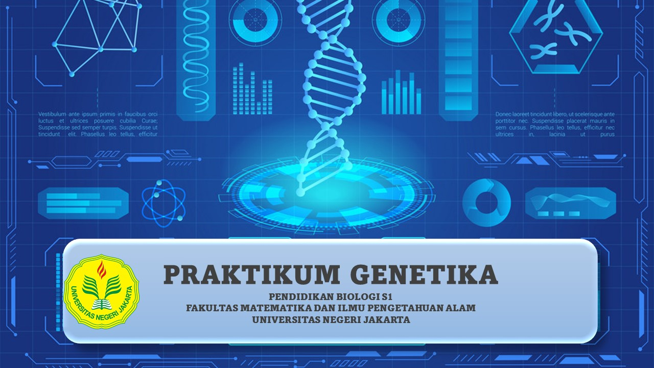Praktikum Genetika PBA 115